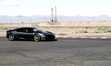 Exotic Car Driving Experience on January 23, 24, or 25 from Global Exotic Car Rentals (Up to 68% Off).