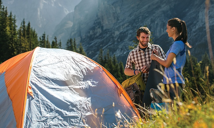 Live Out There: C$59 for C$100 Worth of Outdoor Gear from Live Out There