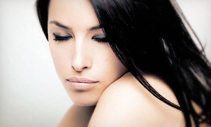 True Skin Care Center - Near North Side: Three or Six Microdermabrasion Treatments with Microfreeze Pore Tightening at True Skin Care Center (Up to 67% Off)