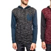 Distortion Men's Colorblock Heathered Pullovers