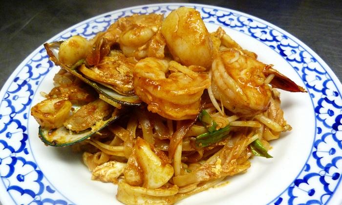 Taste of Thailand - Omaha: $15 for $30 Worth of Thai Food at Taste of Thailand