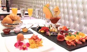 Restaurant Mio: Luxus-Frühstück mit Prosecco oder frisch gepresstem O-Saft für Zwei oder Vier im Restaurant Mio am Alex (36% sparen*)