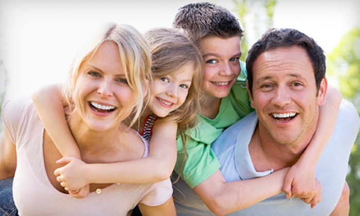 Embassy Dental - Multiple Locations: $39 for a Dental Checkup with Whitening Kit at Embassy Dental ($414 Value)