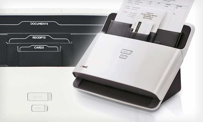 NeatDesk Desktop Scanner: $299 for a NeatDesk Desktop Scanner (Manufacturer Refurbished) ($419.95 List Price). Free Shipping and Free Returns.
