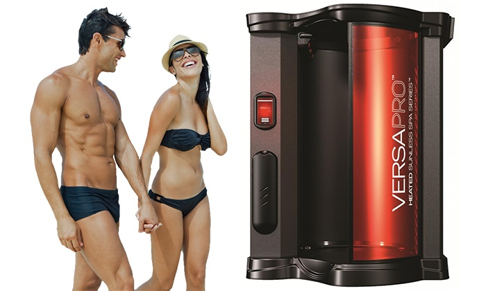 VIP Tanning of Oxford - Downtown Oxford: One or Two VersaSpa Pro Sunless Tans from VIP Tanning (Up to 50% Off)