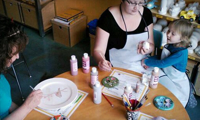 Creativity Art Studio - Hillcrest: One or Three One-Hour Art Classes at Creativity Art Studio in Orem (Up to 58% Off)