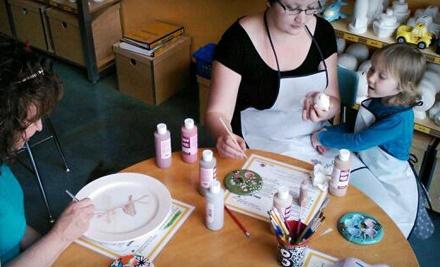 One-Hour Art Class (a $20 value) - Creativity Art Studio in Orem
