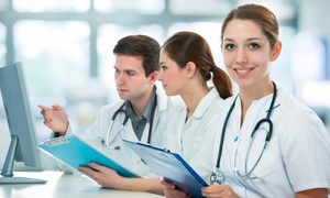 Davis Health Institute: $21 for $35 Worth of Test-Prep Classes — Davis All- Bright Health Institute, Inc.