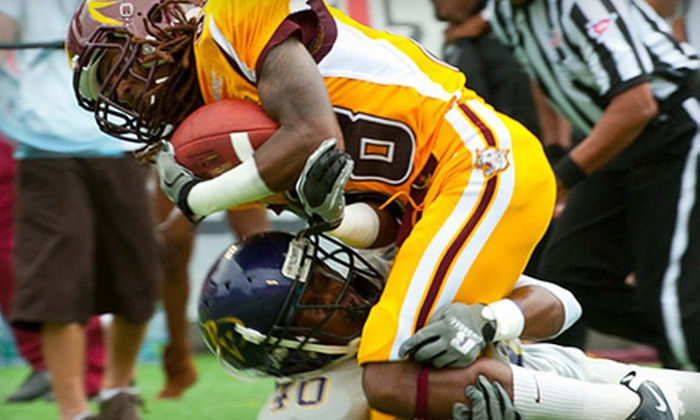 MEAC/SWAC Challenge - Lorna Doone: $12 to See MEAC/SWAC Challenge Football Game at Florida Citrus Bowl on September 2 (Up to $32.75 Value)