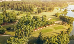 Up to 36% Off 18-Hole Round of Golf at Lagoon Park Golf Course at Lagoon Park Golf Course, plus 6.0% Cash Back from Ebates.