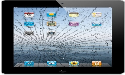 iPad 2 Screen Replacement from King Tech Repair (45% Off)