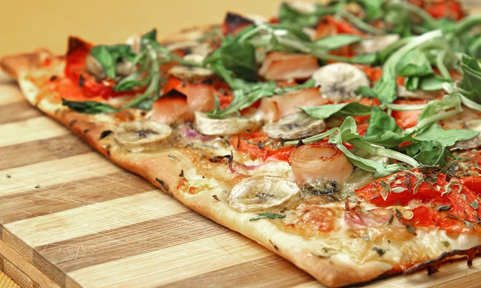 ZeroZero Pizzeria - Downtown Vancouver: Pizza and Soda for Two or Four People at ZeroZero Pizzeria (Up to 43% Off)