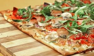 ZeroZero Pizzeria: Pizza and Soda for Two or Four People at ZeroZero Pizzeria (Up to 43% Off)