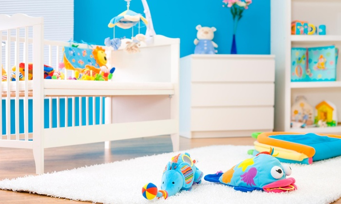Baby Blues 3D Imaging Studios - North Jersey: $120 for $219 Worth of Nursery Decor — Baby Blues 3D Imaging Studios