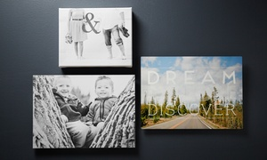 Mojo Printing: Canvas Prints from R70 with Mojo Printing (Up to 87% Off)