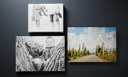 Canvas Prints from R70 with Mojo Printing (Up to 87% Off)