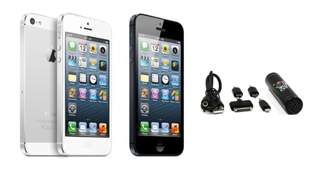 iphone 5 reconditionn groupon. Black Bedroom Furniture Sets. Home Design Ideas