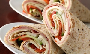 Roly Poly: $18 for Three Groupons, Each Good for One Sandwich Combo at Roly Poly ($29.25 Total Value)