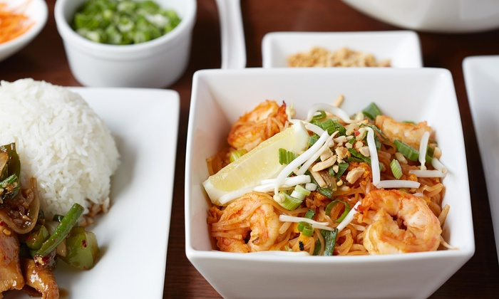 Krung Thep - Chicago - Lakeview: 10% Cash Back at Krung Thep - Chicago