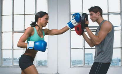 Four or Eight or One Month of Unlimited Boxing <strong>Classes</strong> at Global Fighting Legion (Up to 82% Off)