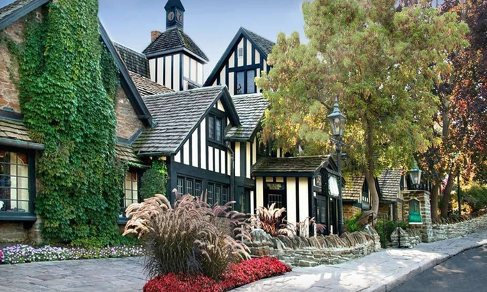 Old Mill Inn & Spa - Toronto, ON: One-Night Stay with Chocolate, Snowshoeing, and Breakfast at Old Mill Inn & Spa in Toronto, ON