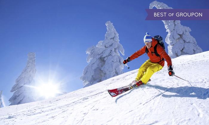 Skyloft Ski Resort - Skyloft Ski Resort: 1 or 4 Full-Day Lift Tickets with Optional Gear, Night Ticket, or Lesson at Skyloft Ski Resort (Up to 56% Off)