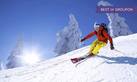 Ski pass giornaliero pre-festivo, festivo e giornaliero da Sci Campocatino (sconto fino a 32%)