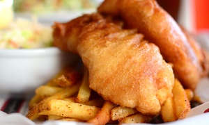 Bremerton Bar & Grill:  $18 for $30 Worth of American Food at Bremerton Bar & Grill