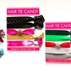 Hair Tie Candy5-Pack of Holiday Hair Ties