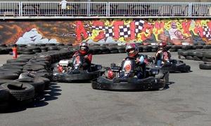 Gateway Action Karting: 10 High-Speed Go-Karting Laps from R35 for One at Gateway Action Karting (Up to 54% Off)