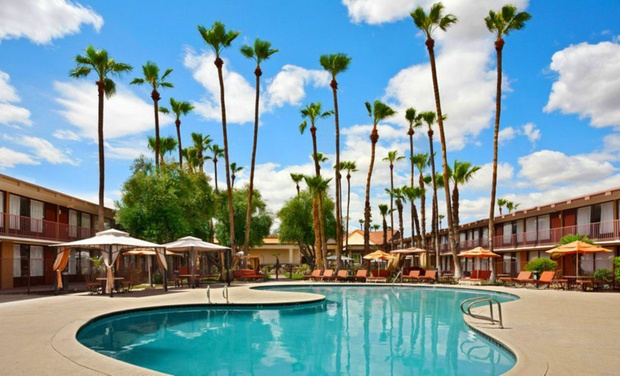 Days Hotel Scottsdale - Scottsdale, AZ: Stay at Days Hotel Scottsdale in Arizona. Dates into October.