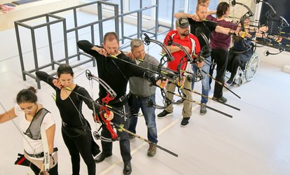 image for 90-Minute Archery Lesson for One or Four at Archery Fit (Up to 43% Off)