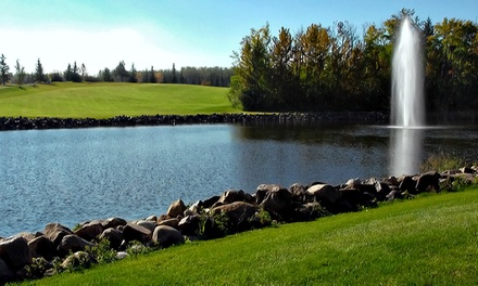 Golf with Cart and Range Balls for Two or Four, Valid Weekends or Weekdays at Eagle Rock Golf Course (50% Off)