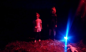 C.O.R.N. Haunted Maze: $10 for a Haunted Corn Maze for Two at C.O.R.N. Haunted Maze ($20 Value)