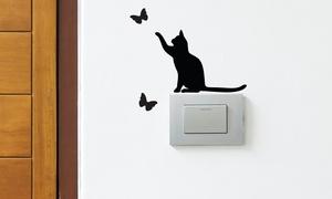 Stickers muraux prises/interrupteurs