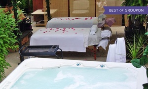 A Healing Touch Massage Therapy/Spa LLC: $114 for a 60-Minute Couples Swedish Massage at A Healing Touch Massage Therapy/Spa LLC ($206 Value)