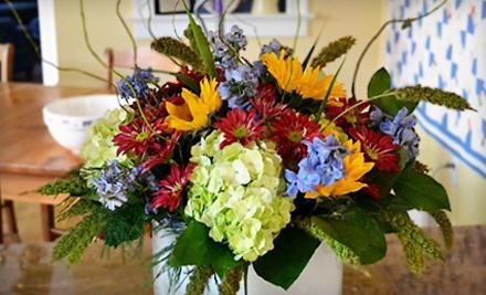 $50 Groupon at Ed Moore Florist  - Ed Moore Florist in Denver