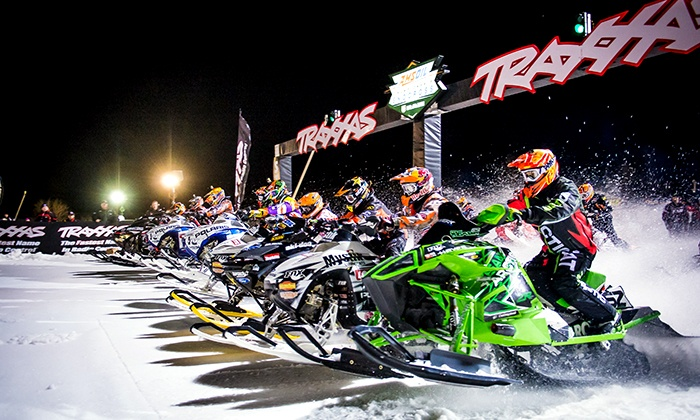 Hollywood Casino Snocross National - Route 66 Raceway  : Hollywood Casino Snocross National on Friday, March 4, at 6 p.m.