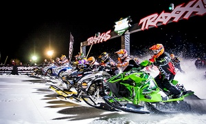 Hollywood Casino Snocross National: Hollywood Casino Snocross National on Friday, March 4, at 6 p.m.