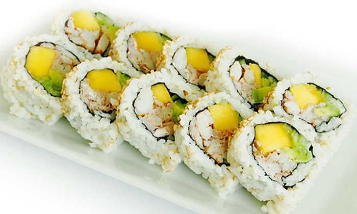 Aqua | Sushi + Juice Bar - Vancouver: One or Two Groupons, Each Good for $20 Worth of Carryout from Aqua | Sushi + Juice Bar (Up to 35% Off)