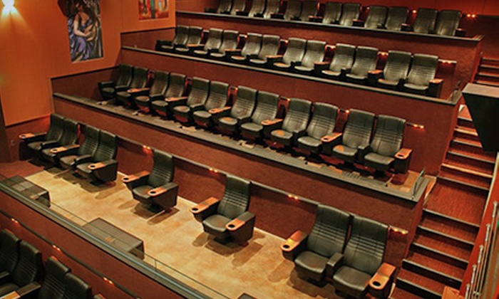 Cinetopia - Millplain 8: $16 for a Movie and Drinks or Popcorn for Two at Cinetopia (Up to $41 Value)