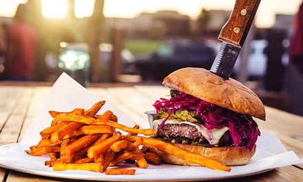 $14 for $24 Worth of American Comfort Food for Lunch at Boondocks Patio & Grill