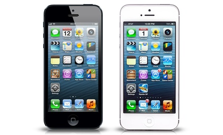 Apple iPhone 5 (GSM Unlocked) (Refurbished). 16GB, 32GB, or 64GB Model from $399.99 - $449.99.