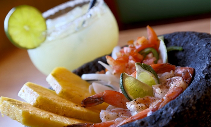 La Parrilla - Lawrence: $15 for Two Groupons, Each Good for $14 Worth of Latin American Cuisine at La Parrilla ($28 Total Value)