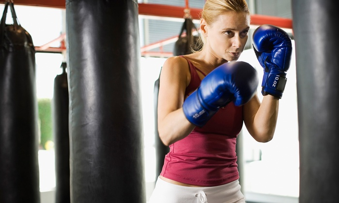 Basheer Abdullah, Elite Personal Trainer - San Diego: One or Three Boxercise Classes for One or Two from Basheer Abdullah, Elite Personal Trainer (Up to 78% Off)