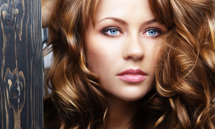 Escape Salon - Margate City: Haircut and Deep Conditioning with Options for Partial or Full Highlights at Escape Salon (Up to 61% Off)