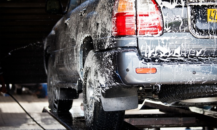 Clear Water Car Wash - Multiple Locations: Two, Three, or Five Supreme Automatic Car Washes at Clear Water Car Wash (Up to 60% Off)