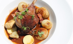 Garcon: $39 for $50 Worth of French Bistro Cuisine at Garçon