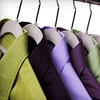 Half Off Dry Cleaning at Crystal Hanger Cleaners