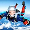 Half Off Skydiving Class and 35 Solo Jumps